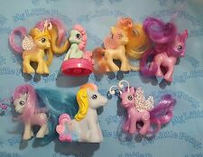 Vintage G3 My Little Pony Lot of 5 Breezies & More!