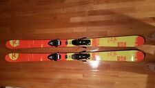 Rossignol 2015 Sprayer Skis 158cm with Tyrolia Defiance 11P Bindings