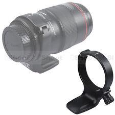 amélioré Métal Objectif Trépied pince pour Canon EF 100mm f/2.8 L IS USM Macro