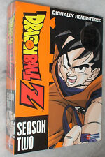 Dragon Ball Z: Season 2 Two UNCUT Dragonball DVD Box Set - BRAND NEW & SEALED