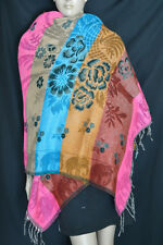 YAK WOOLWOOLEN SCARVES STOLE SHAWL SCARF COTTON CASHMERE WRAP  NEPAL INDIA SRP5