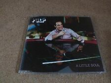 PULP - A LITTLE SOUL CD1 (CD single)