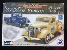 1/25 Revell 1937 Ford Pickup Special Edition