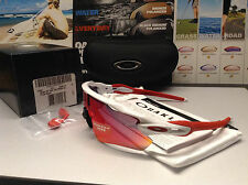 Oakley Radar EV Path Polished White w/ Prizm Road - New In Box SKU# 9208-05
