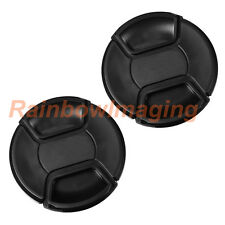 2 x 95mm Snap-On Lens Cap for Sigma 50-500mm f/4.5-6.3 APO DG HSM
