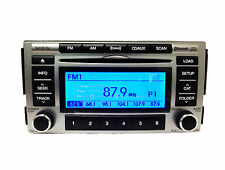 HYUNDAI Santa Fe INFINITY Satellite Radio 6 Disc Changer MP3 CD Player Bluetooth