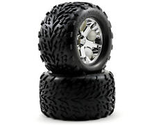 Traxxas 1/10 Stampede Front Talon Off Road 12mm Hex Truck Wheels (2) #3669 OZ RC