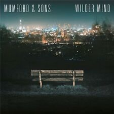 MUMFORD AND SONS-Wider Mind(2015)-Believe-New AND Sealed