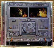 Babylon by Bus [Remaster] by Bob Marley & the Wailers (CD, Jul-2001, Island)