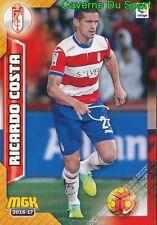 251 RICARDO COSTA PORTUGAL GRANADA CF FC.PORTO CARD MGK LIGA 2017 PANINI