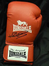 Ken Buchanan Rare 14oz Signed  Lonsdale Boxing Glove