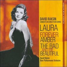 Laura/Forever Amber/The Bad and the Beautiful: Classic Film Scores, New Music