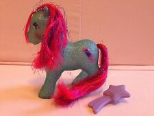 Hasbro My Little Pony Sky Rocket Sparkle Figure G1 80's
