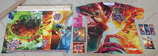 NEO XYX LIMITED EDITION + T-shirt + 3 POSTER & Adesivi DREAMCAST come batsugun
