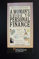 Woman's Guide to Personal Finance by Virginia B. Morris