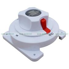 ECO Battery Selector Switch Replaces Guest 2111A 4 Position Marine Boat