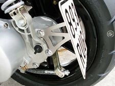 Kennzeichenhalter seitlich für Explorer Race Spin  GE50  Roller Tuning NEU