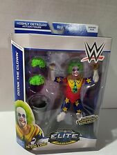 WWE ELITE DOINK THE CLOWN FIRST TIME IN LINE HIGHLY DETAILED ACTION FIGURE