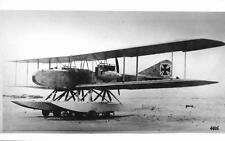Germany WW1 Albatross W5 Seaplane Used Aircraft RP Postcard 4826