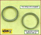 Exhaust Port Gasket, tapered 2-pack 86-up Sportster & 84-up Big Twin 65324-83 A
