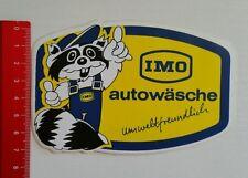 Aufkleber/Sticker: IMO autowäsche (2704167)