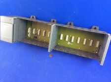 ALLEN BRADLEY 1746-A13/B SLC500 13-SLOT RACK With 1746-P2/C POWER SUPPLY