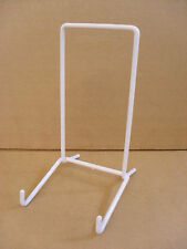 Plate stand 5'' strut plastic coated x3