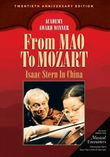 FROM MAO TO MOZART ISAAC STERN IN CHINA NEW SEALED **SEE DISCLAIMER** + TRACKING