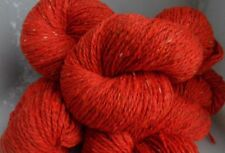 500g CASHALAINN GENUINE DONEGAL TWEED 100% MERINO KNITTING WOOL - 5 SKEINS