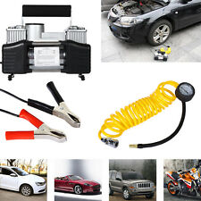 12v 150 PSI Emergency Heavy Duty Car Van 4x4 Tyre Air Compressor Inflator Pump
