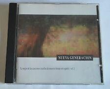 CD MUSICALE NUEVA GENERACTION VOL.1 EN ESPANOL