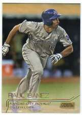2015 Topps Stadium Club Gold Foil Parallel #204 Raul Ibanez Royals