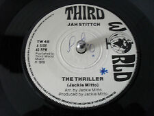 JACKIE MITTO THE THRILLER THIRD WORLD RDS 1976