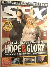 SFX Magazine #136 November 2005 (New) Doctor Who, Smallville, Serenity, Lost