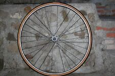 Vintage Campagnolo Record Hubs + Mavic GP4 Rim + Michelin Complete Front Well