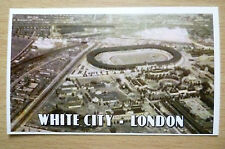 Speedway History Cards- WHITE CITY- LONDON, No.43