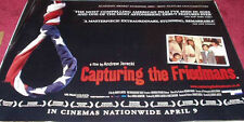 Cinema Poster: CAPTURING THE FRIEDMANS 2004 (Quad)