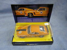 Y365 HORNBY SCALEXTRIC SPORT FORD BOSS 302 MUSTANG #15 1970 BUD MOORE'S TEAM