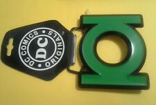 Green Lantern Belt Buckle DC Comics Officially Licensed NWT Collectible
