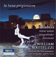 La Luna Prigioniera / William MATTEUZZI / (1 CD) /  NEUF