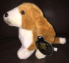 Nuzzlers Cucciolo di Beagle cane giocattolo morbido 22 cm di altezza