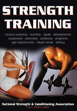 Strength Training by National Strength & Conditioning Association (NSCA)...