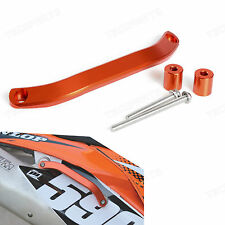 CNC Billet Rear Grab Handle For KTM EXC EXC-F/6-Days XC XC-F/W 2012-2016, Orange