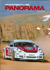 2010 Porsche Panorama Magazine: Jeff Zwart Victory at Pikes Peak