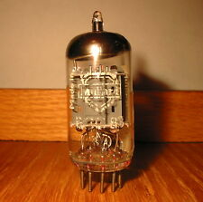 1959 VINTAGE MULLARD ECC83 12AX7 AMPEREX MADE I61 FULL AVO TEST 125%/125% AS NOS