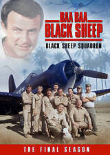 Baa Baa Black Sheep: Black Sheep Squadron - The Final Season (DVD, 2016,...