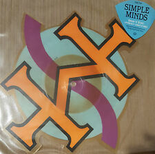 "SIMPLE MINDS - Don't You (Forget About Me)~7"" Vinyl *SHAPED PICTURE DISC* *MINT*"