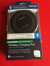 SAMSUNG Galaxy QI Inductive Wireless Fast Charging Pad SMS EP-PN920TBEGUS