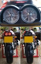 LED Clear E-Marked Rear Tail Light With Indicators APRILIA RSV1000 Tuono LEDA003