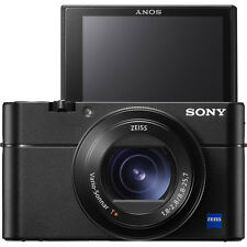 Sony Cyber-Shot DSC-RX100 V 4K HD Wi-Fi Digital Camera NEW! *DSCRX100M5/B*